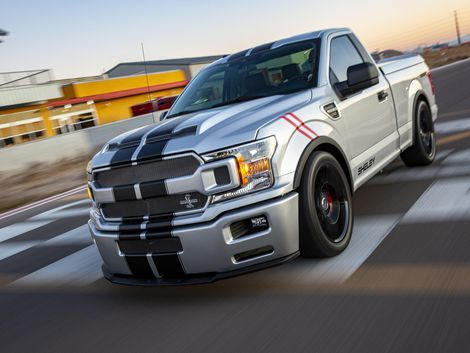 Shelby Super Snake Sport F 150 Shows Its Fangs In 2020 Super