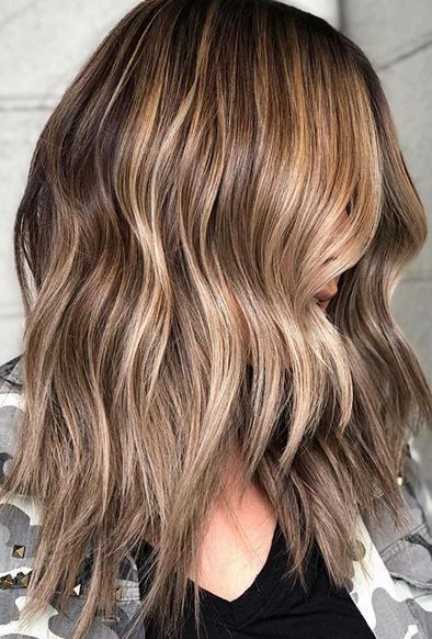 50 Ideas For Light Brown Hair With Highlights And Lowlights Brown Blonde Hair Brown Hair With Highlights And Lowlights Brown Hair With Highlights