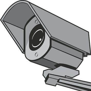 surveillance camera Clipart Detective Top Secret Agents for God - resiliation bail meuble proprietaire