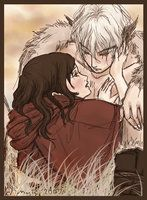 Anime little red riding hood and wolf. Anime dark little red riding hood and wolf. Anime little red riding hood and wolf. Anime little red riding hood and wolf love.