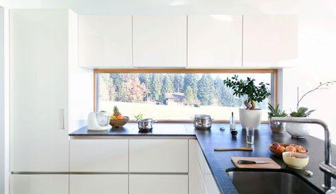 küche fenster arbeitsplatte - Google-Suche in 2019 | Küche ...