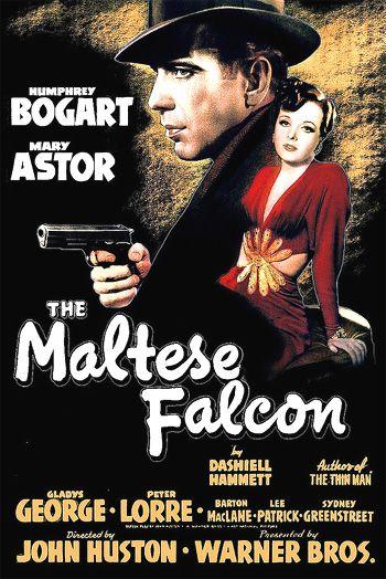 The Maltese Falcon 1941 Postere De Film Film Postere