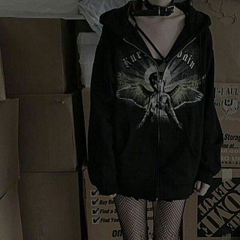 Super Clothes For Teens Punk Jackets Ideas Grunge Outfits, Edgy Outfits, Mode Outfits, Grunge Fashion, Look Fashion, Fashion Outfits, Grunge Dress, Gothic Fashion, Girl Fashion
