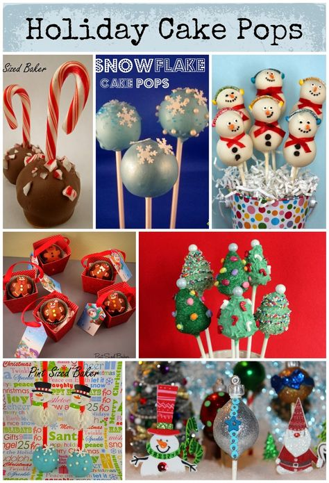 My Favorite Cake Pop Supplies Giveaway - Pint Sized Baker