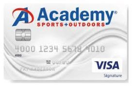 Academy Sports Credit Card Login No Annual Fee Pay Bill Online