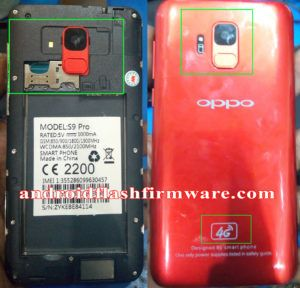 Oppo Clone S9 Pro Flash File MT6580 7 0 Nougat New Tested Firmware