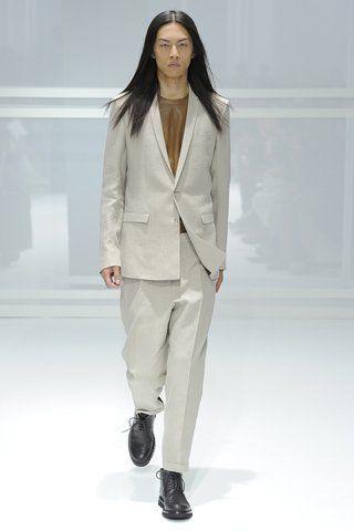 Dior Homme Fashion 2011 Line