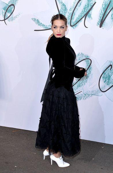 Rita Ora attends The Serpentine Galleries Summer Party at The Serpentine Gallery on June 28, 2017 in London, England.