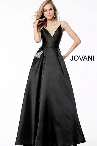 c5117810a159 jovani 61087 #Jovani #EveningDress #FormalGown #BlackTie #FormalEvent  #2018collection