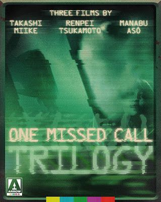 New On Blu Ray One Missed Call Trilogy 2003 2006 In 2020 Japanese Horror Movie Guide Trilogy