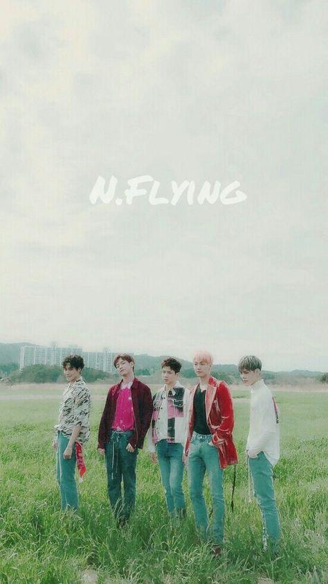 List Of Pinterest N Flying Kpop Wallpaper Pictures