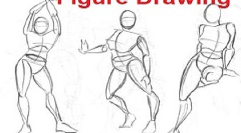 Figure Drawing Lesson Series [1 of 8] – The Key To Drawing