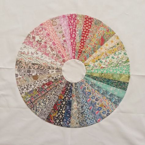 Liberty of London Color Wheel Tutorial