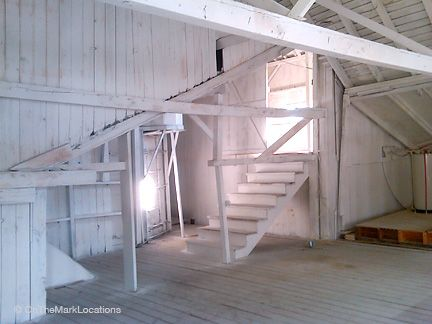 Barn Interiors white washed barn. interior decoratingchristine lucky