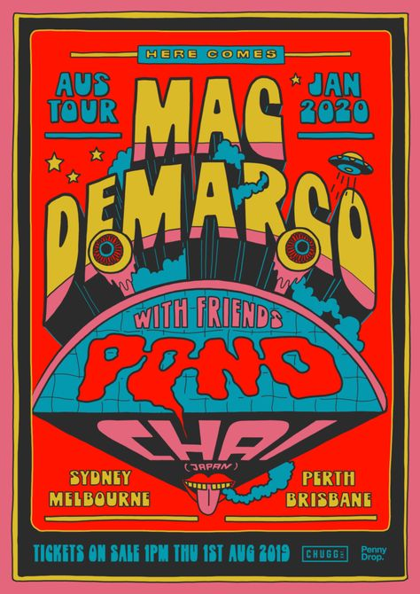 Mac and the Boys go Down Under! - Mac DeMarco