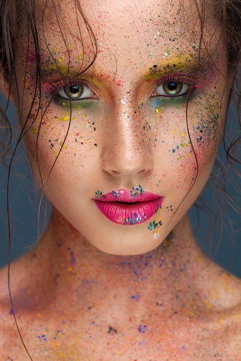 Creative Makeup Beauty Salon Logo Beauty Video Ideas Beauty