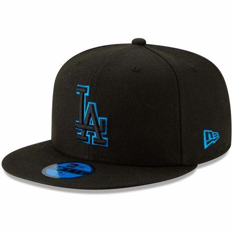 New Era New York Knicks Snapback Hat Rubber Metallic Badge Front Team Logo Cap