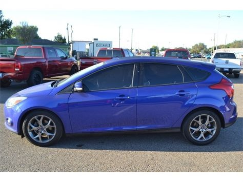 2013 Ford Focus Se At Pollard Used Cars In Lubbock Texas Pre Owned