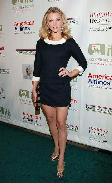 English actress, Natalie Dormer...Game of Thrones fame...