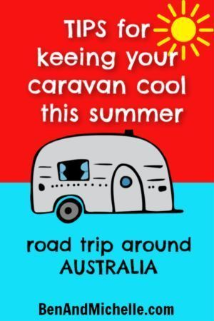 Keeping Cool In This Heat Heating Cooling Your Motorhome