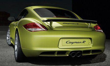 Verkaufe Porsche Cayman Aerokit Heckspoiler
