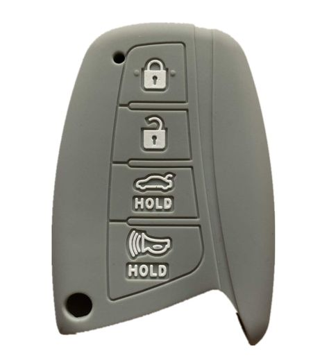 Rpkey Silicone Keyless Entry Remote Control Key Fob Cover Case protector For Buick Cadillac Chevrolet CMC Pontiac Saturn KOBGT04A OUC60270 OUC60221 22733524 15913415