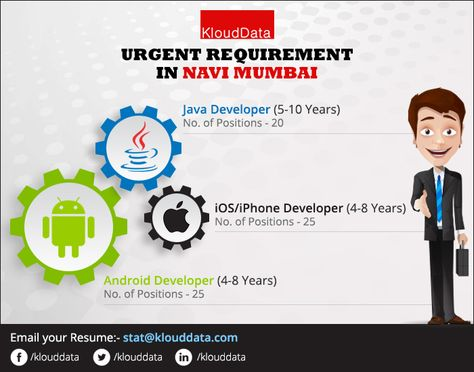 Urgent Requirement for different positions @KloudData u2026 Interested - iphone programmer sample resume