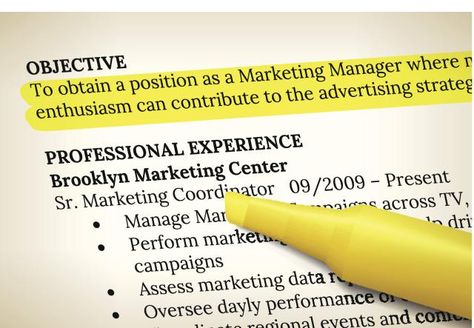 Sample Objective Statements for Your Resume Resume objective - digital assets management resume