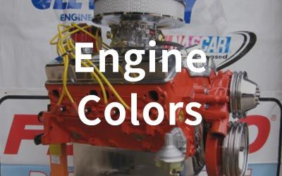 Engine Colors Five Star Engines In 2020 Engineering Chevy 350 Engine Crate Engines