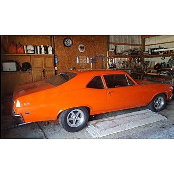 1968 Chevrolet Nova For Sale 101060927 Chevrolet Nova Chevrolet Classic Cars
