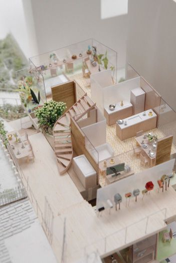 Architecture Student In London Lessadjectivesmoreverbs On Design Architecture Model Making Concept Architecture Architecture Model House House design model making