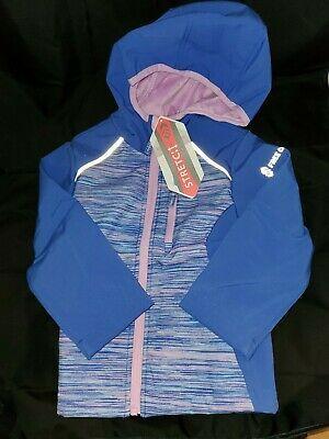 Ebay Sponsored Free Country Girl S Softshell Jacket Perri Mist Size 4 Soft Shell Jacket Country Girls Girls Winter Jackets