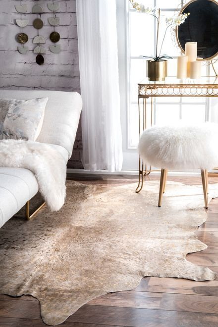 Devour Cowhide Rug Bring The Gorgeous Modern Look To You Interiors With This Beautiful Hand Made Cowhide Rug Decor Cowhide Rug Living Room Cowhide Rug Bedroom
