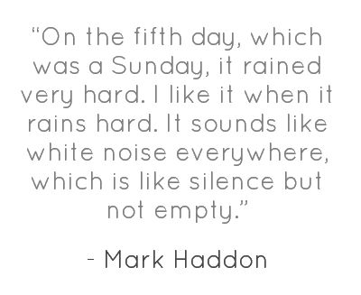 mark haddon the curious incident of the dog in the night time  mark haddon the curious incident of the dog in the night time so me books pretty words and quotation
