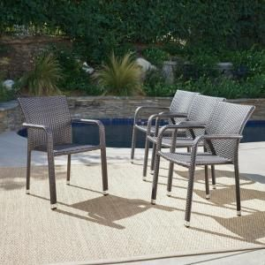 wicker patio chairs outdoor dining