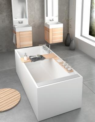 Infinity Bathtubs Free Standing Bath Tub Sophisticated Bathroom