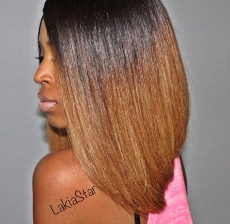 Pretty - http://community.blackhairinformation.com/community-pictures/pretty-17/ #relaxedhairstyles