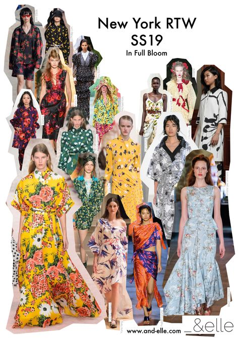 spring summer fashion trends 2019 - All About