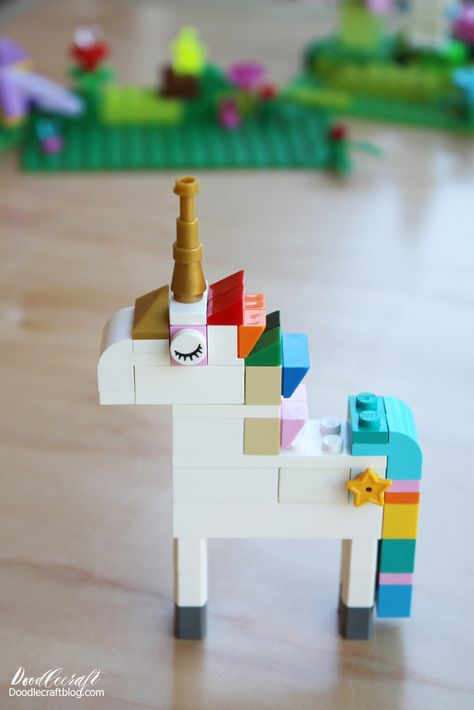How to Build: Lego Unicorn Instructions – 10 Ways! Doodlecraft: How to Build: Lego Unicorn Instructions – 10 Ways! How to Build: Lego Unicorn Instructions – 10 Ways! Doodlecraft: How to Build: Lego Unicorn Instructions – 10 Ways! Diy Lego, Lego Craft, Lego Minecraft, Minecraft Buildings, Minecraft Pattern, Lego Duplo, Lego Ninjago, Lego Design, Design Design