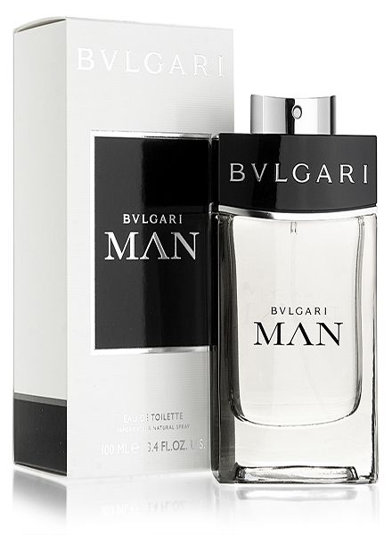 Bvlgari Man 3.4 Edt The nose behind this fragrance is White
