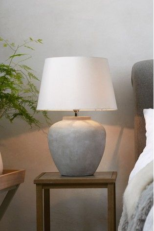 Lydford Large Table Lamp Table Lamps Living Room Large Table Lamps Small Table Lamp Living room table lamps grey