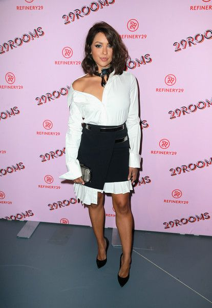 Kat Graham attends Refinery29's 29Rooms Los Angeles: Turn It Into Art Opening Night Party.