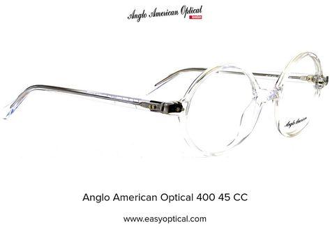 da955d27ac66 Anglo American Optical 400 45 CC
