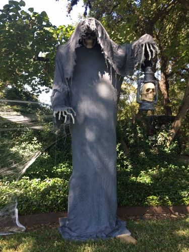 Monster Mud Reaper - Halloween Forum | Halloween | Monster mud