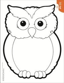 27+ Cute owl clipart black and white info