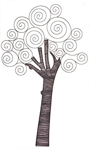 Fab Habitat Wall Art Metal Tree Wall Art Tree Wall Art Tree