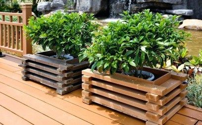 Waterproof Planter Liners For Your Planter Boxes Beautiful Wooden Crate Garden Planters Plante Garden Planter Boxes Wooden Garden Planters Wooden Crates Garden