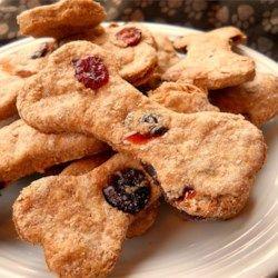 Brie S Turkey And Cranberry Dog Bones Recipe Dog Food Recipes