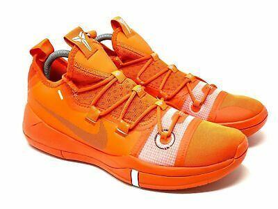 Orange shoes, Kobe bryant basketball shoes
