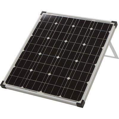 Strongway Monocrystalline Solar Panel Kit 80 Watts Review Best Solar Panels Monocrystalline Solar Panels Solar Panels